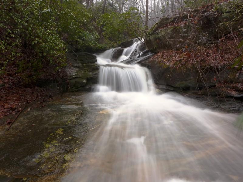 Oil Camp Creek