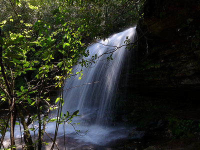 Waterfalls in North Carolina