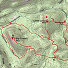 "<h1>GPS track</h1>....of the hike highlighted in this gallery.    <u><b><a href=""http://www.brendajwiley.com/gps/panthertown.html"">See this page for an interactive map</a></b></u>."