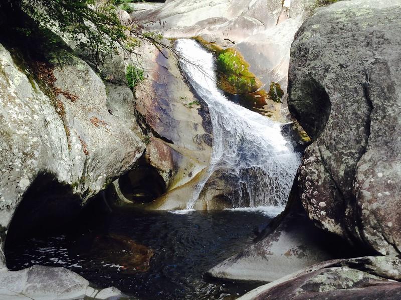 Steels Creek Waterfall