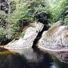 Steels Creek at 1600'
