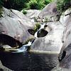 Upper Steels Creek Falls
