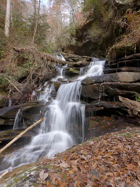 Cascade on Rachael Creek
