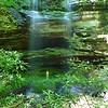 Brenda, at Rhapsodie Falls