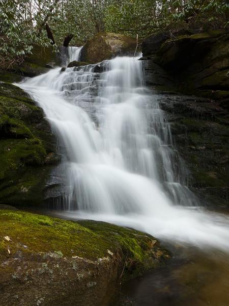 Lower Emerald Falls