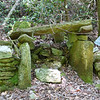 Found this on our hike back out.   Looks like the remains of the stove portion of an old still.
