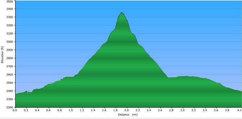 Rather impressive elevation profile!