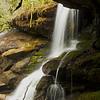 Waterfall on tributary of Keener Creek