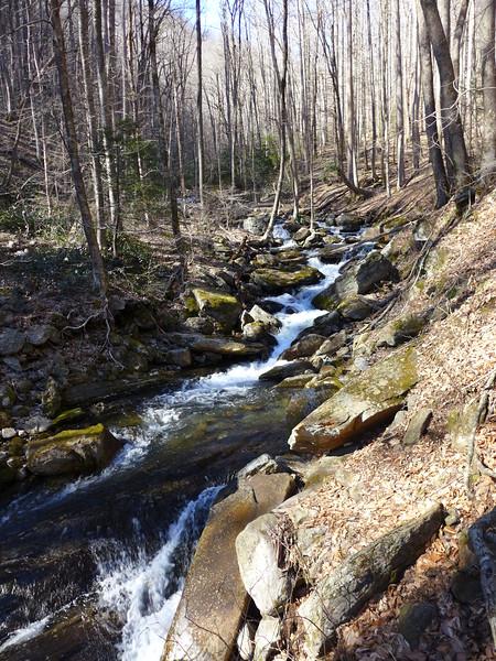 Daniel Ridge Creek