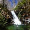Shuck Ridge Falls