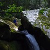 13 second video of Verde Falls