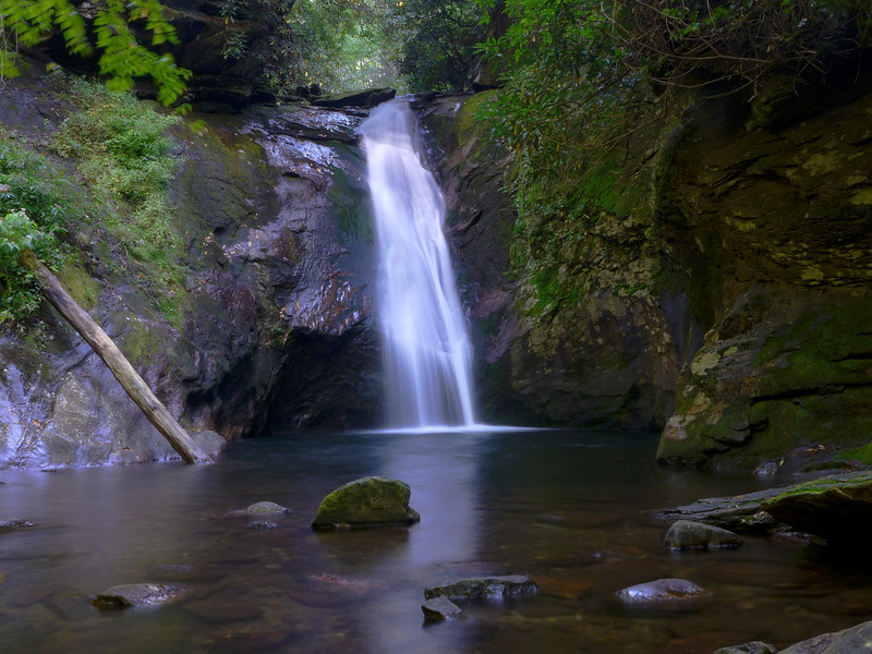 Courthouse Creek Falls