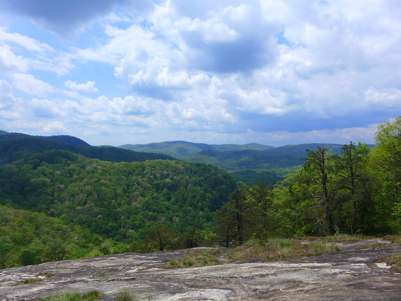 Views from Governor's Rock