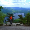 Brenda at the overlook