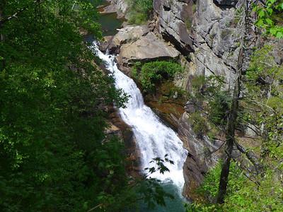 Waterfalls in Georgia