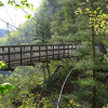 <h1>Suspension Bridge</h1>...that spans Tallulah Gorge.