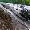 Upper portion of Slickum Creek