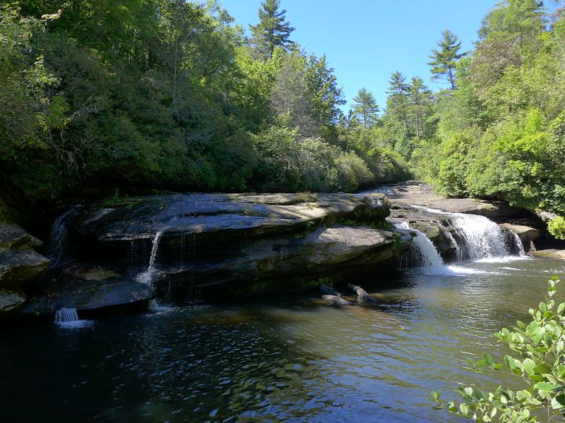 Bedrock Betty Falls