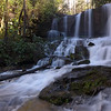 <h1>Virginia Hawkins Falls</h1>....after 36 hours of heavy rains in the area.