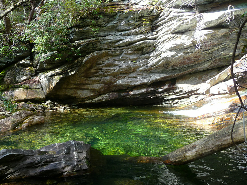 Utterly gorgeous swimming hole