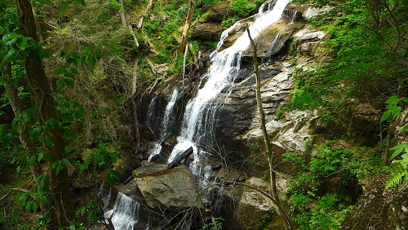 1 minute video of Melrose Falls.