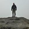 Mark, at the very top of Blackrock's Peak