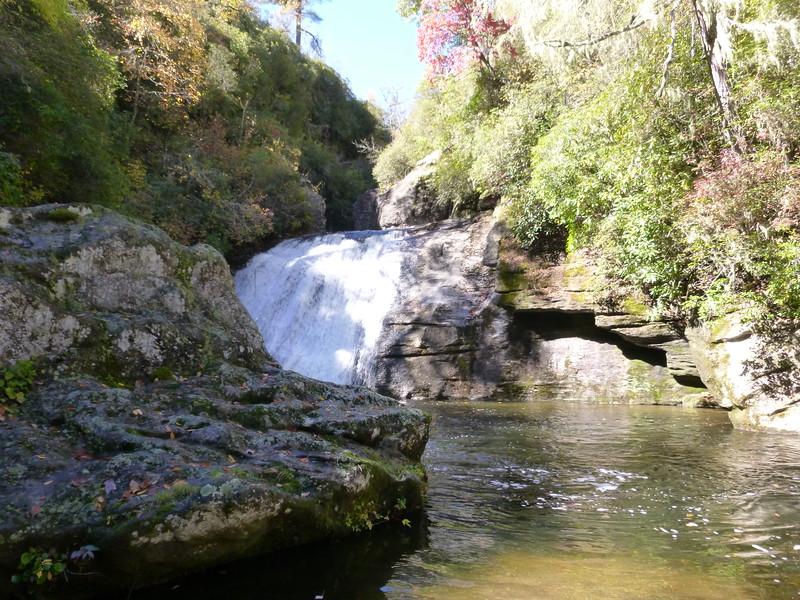 Exit Falls