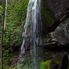 Second Waterfall on Wild Hog Creek