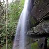 Waterfall on Wild Hog Creek