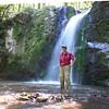 <h1>Brenda</h1>...at Wolf Creek Falls.
