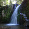 <h1>Wolf Creek Falls</h1>...from the side.