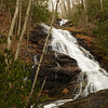 Wolf Mountain Falls
