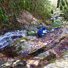 Heading downstream