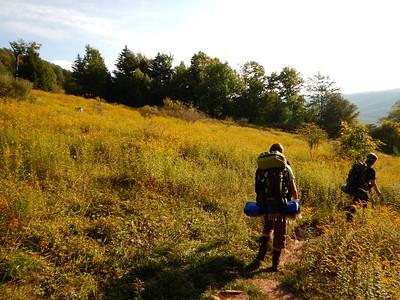 Spruce Hike & Camp - 9-6-15
