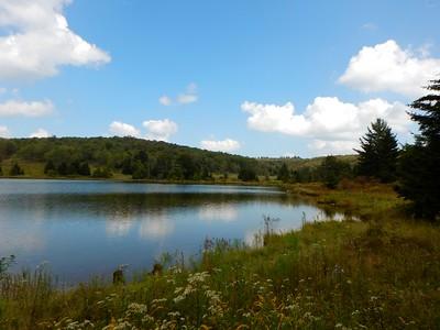 Spruce Knob Lake - 9-6-15