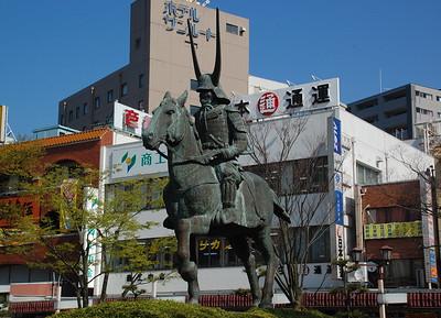 Statue of Ii Naomasa