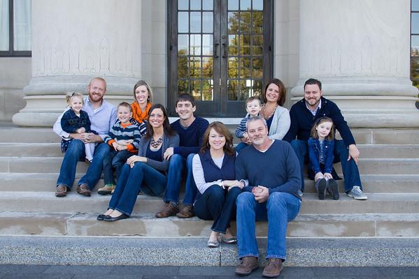 Hild Family 2013