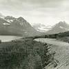 Lake Sherburne Many Glacier