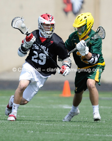 Hill Academy vs Bishop Timon 5-18-14