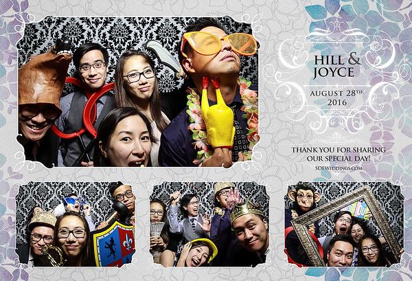 Hill + Joyce (08/28/2016)