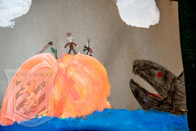 4th Grade - James and the Giant Peach