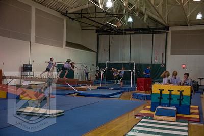 Gymnastics February 23, 2017