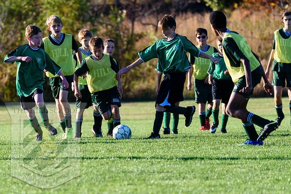 Soccer- Boys JV  vs LCDS