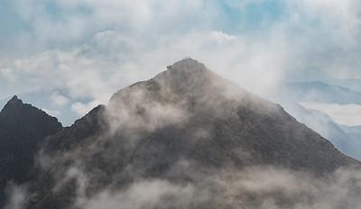 Summit of Sgurr Fiona