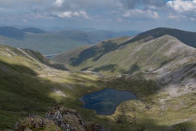 Loch a' Choire Dhomhain