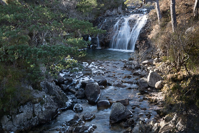 Falls in the Easan Dorcha