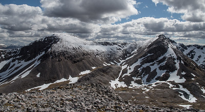 Grand view of Beinn Eighe