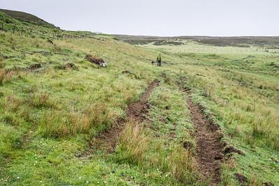 Wet and windy NW Skye