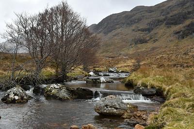Rapids of Abhainn Cuileig