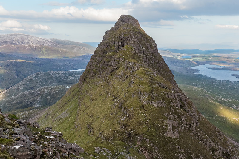 Good-bye Suilven